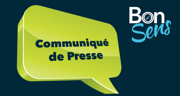 communique de presse BonSens.org