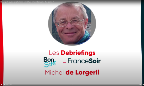 Dr Michel de Lorgeril