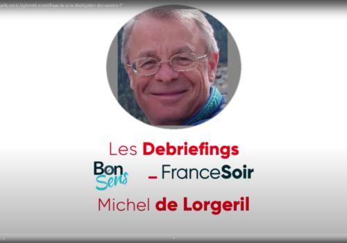 Dr Michel de Lorgeril