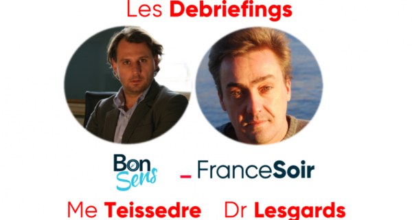 debriefing Me Teissedre et Dr JF Lesgards