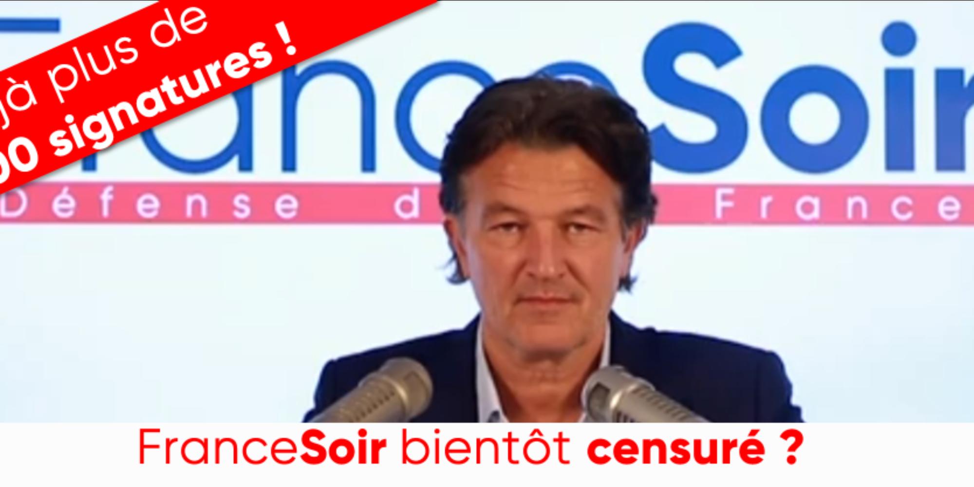 Soutien FranceSoir