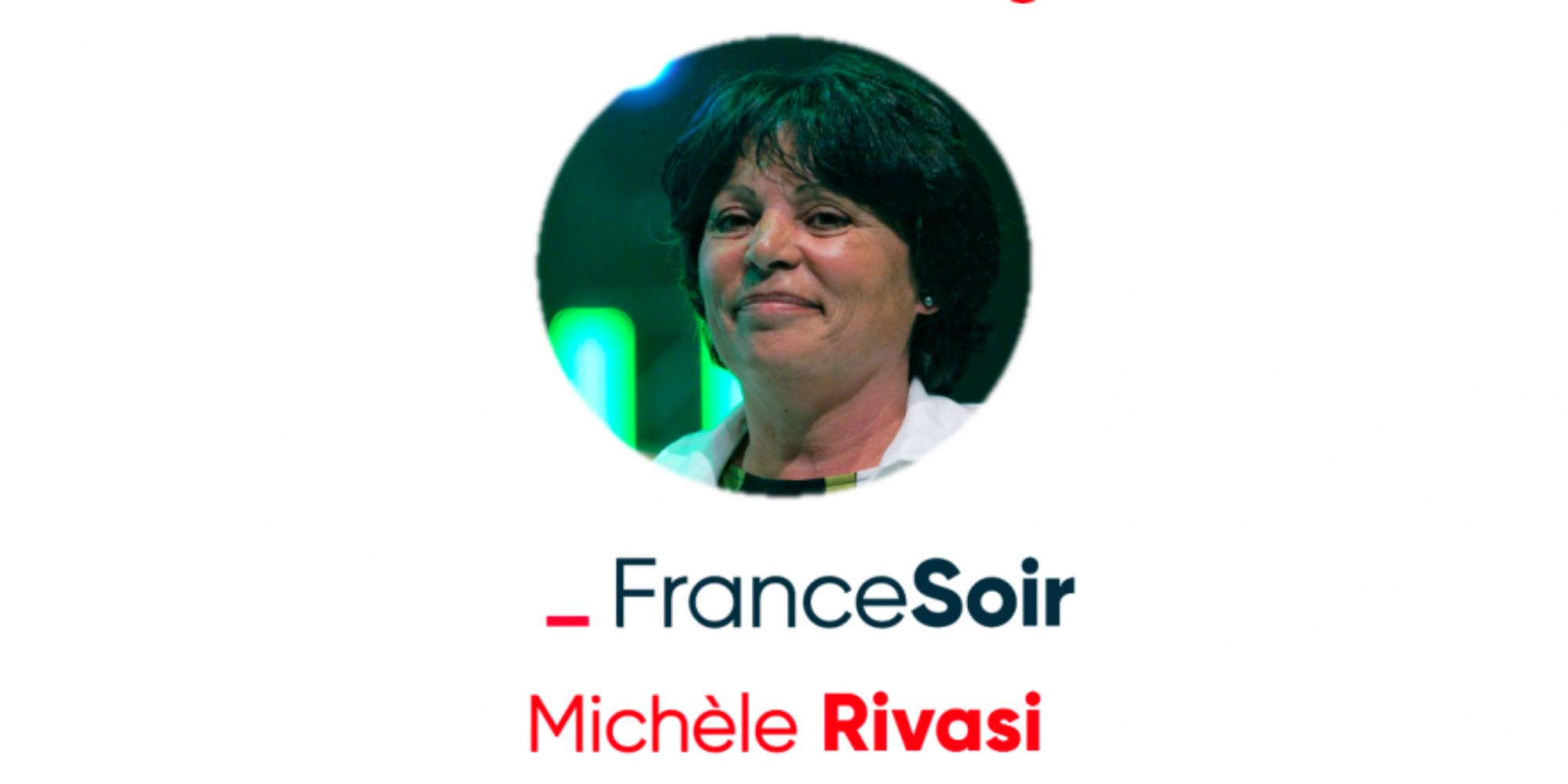 Michèle Rivasi Débriefing FranceSoir Bonsens.org
