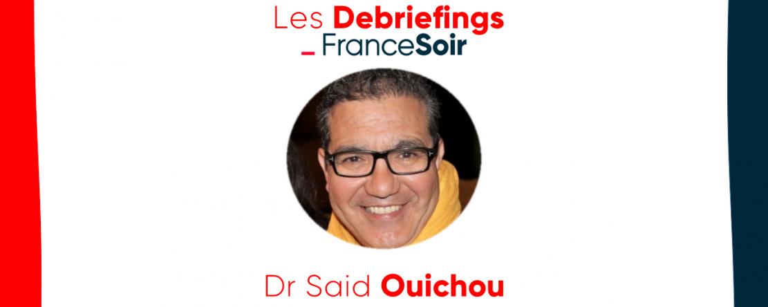 Said Ouichou Debreifing FranceSoir