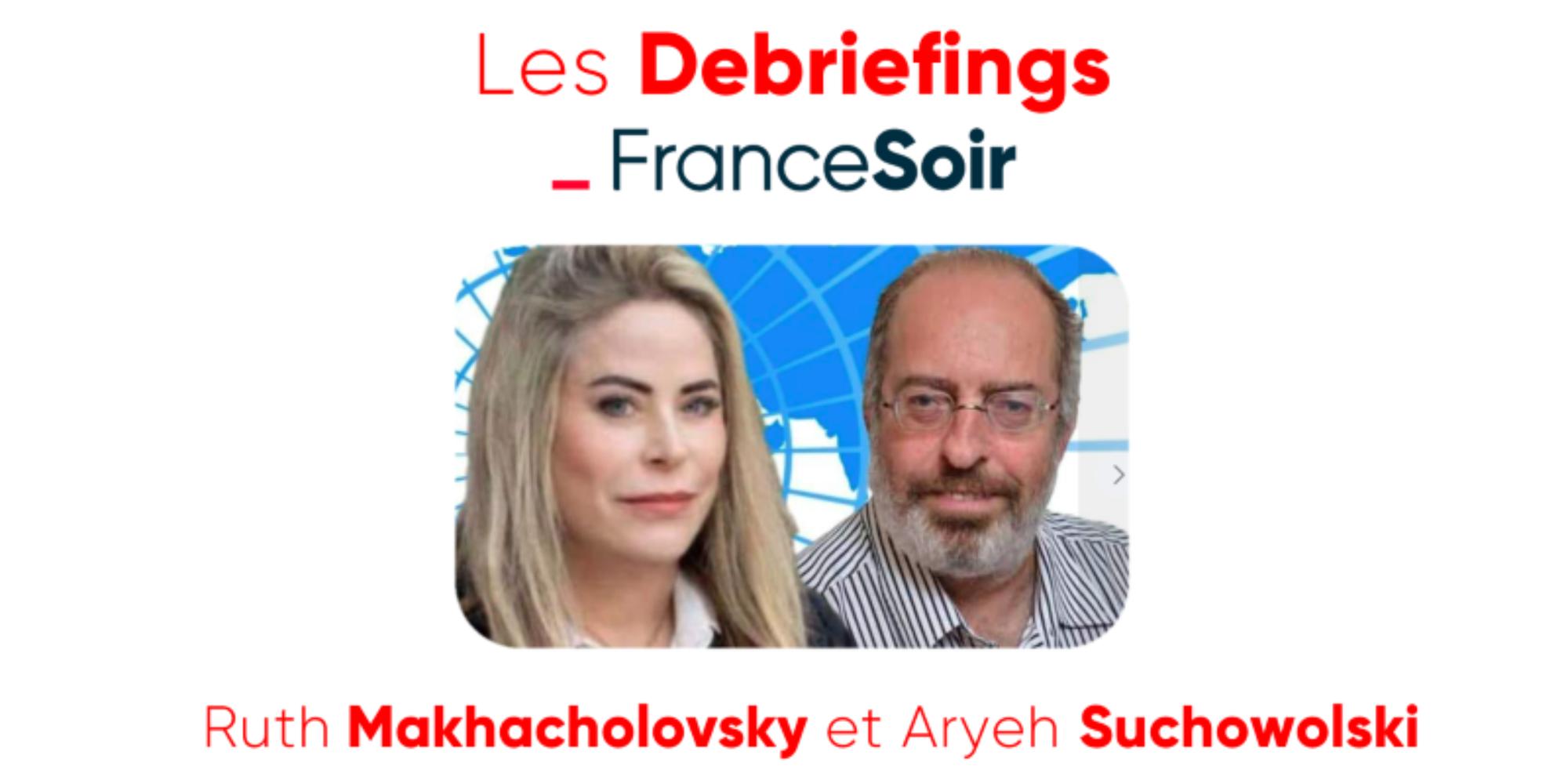 Ruth Makhacholovsky et Aryeh Suchowolski, la plainte à la Cour pénale internationale